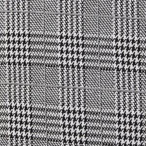 torrid Pants - TORRID SIZE 18R BLACK WHITE PLAID DOUBLE KNIT PANT